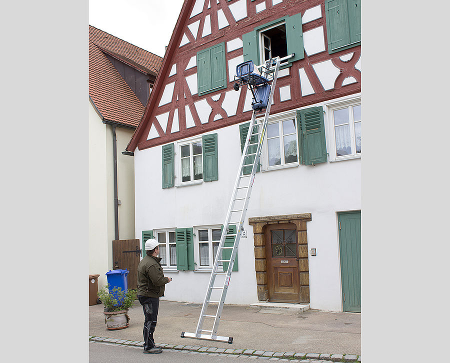 Frame house renovation Nördlingen 2