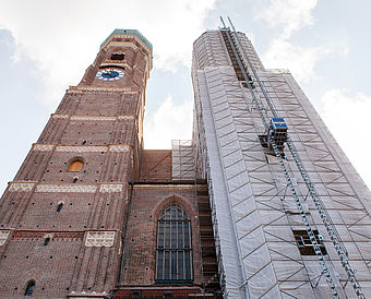Frauenkirche Munich South Tower