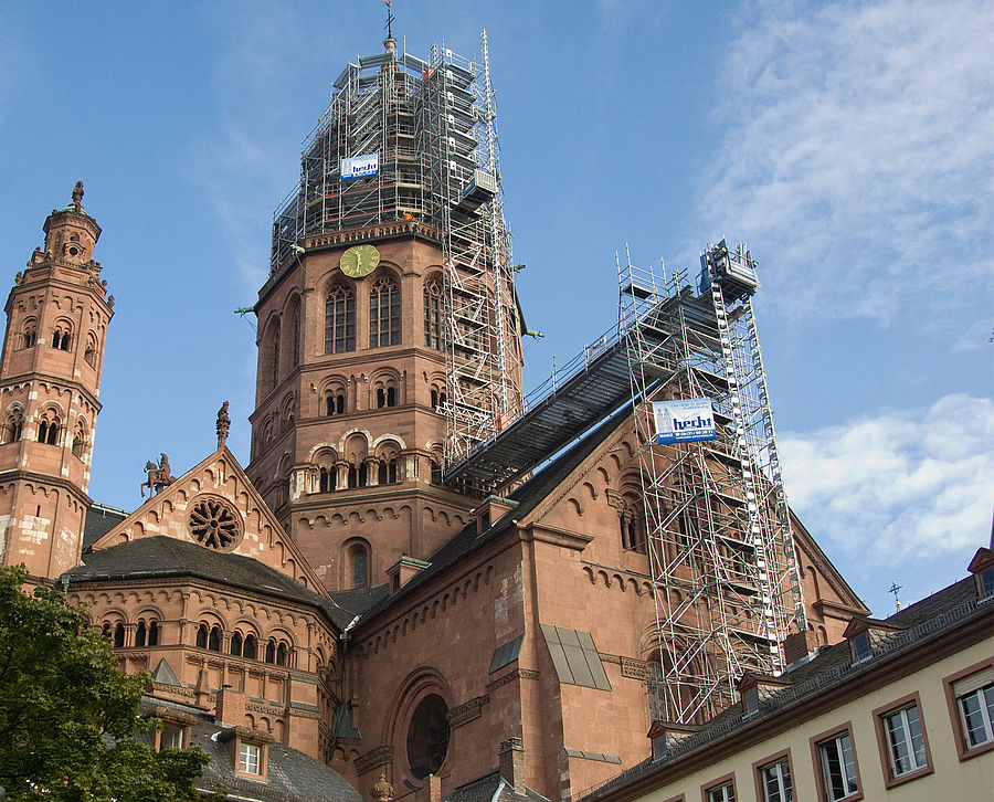 Mainz Cathedral 1