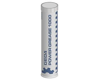 GEDA POWER GREASE 1000 Standardkartusche