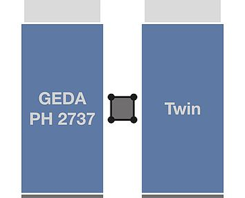GEDA PH 2737 Twin