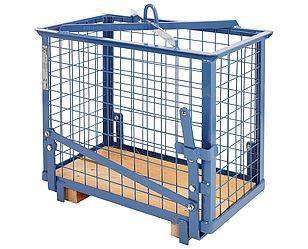 Brick cage