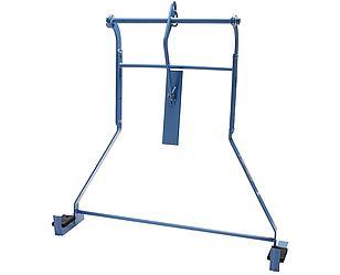 Board lifting frame