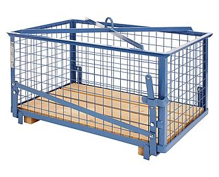 Delivery cage