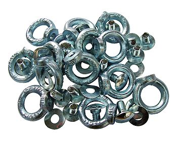 Bundle ring nuts