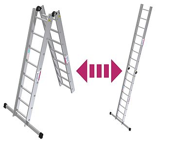 GEDA LIFTLadder 4500