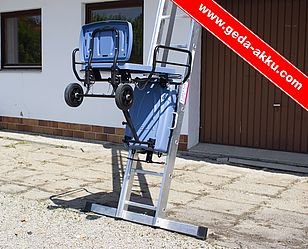 GEDA BatteryLadderLIFT