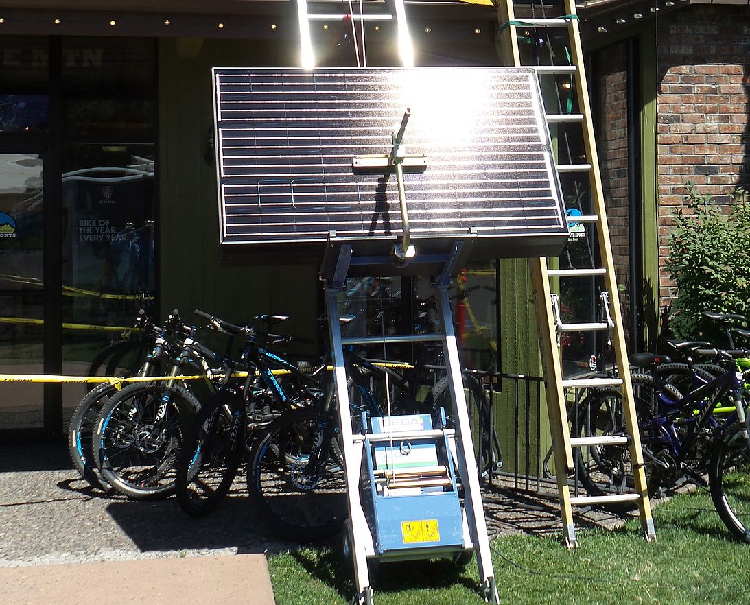 Solarlift Professional Mounting For Pv Systems Geda
