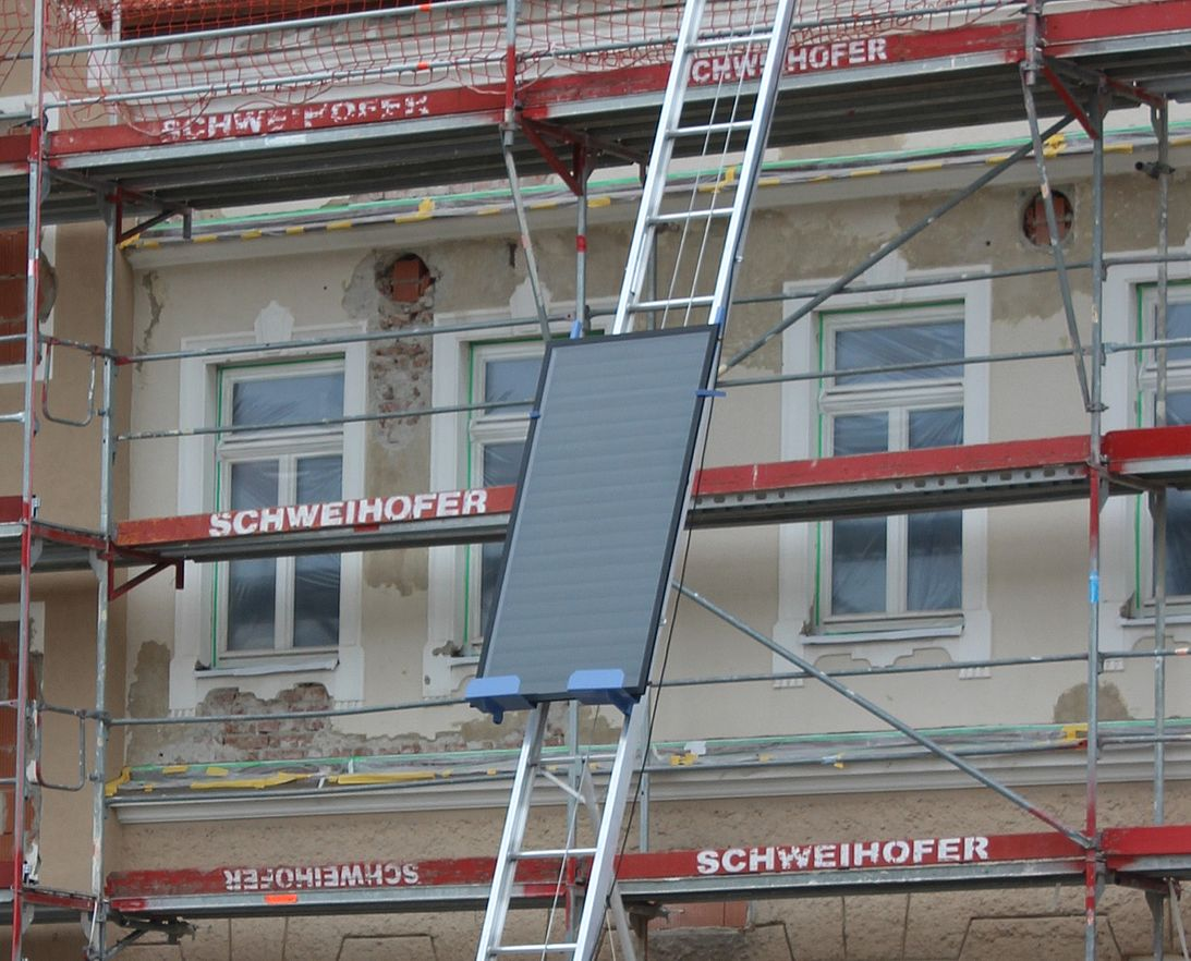 Solarlift – Professional Mounting for PV-Systems | GEDA