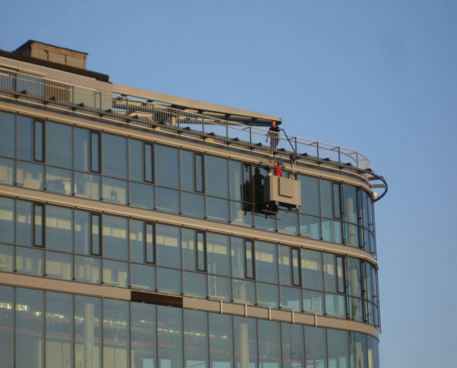 Building Maintenance Units | GEDA